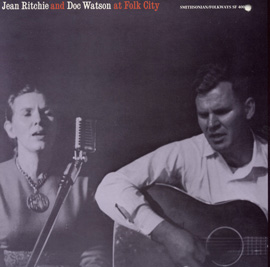 "Smithsonian Folkways remembers Arthel Lane ""Doc"" Watson (1923-2012)"