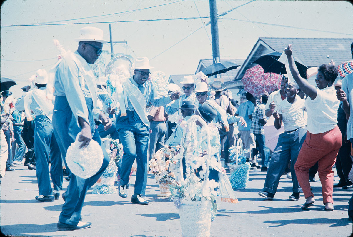 Photo from the 1967 Festival of American Folklife