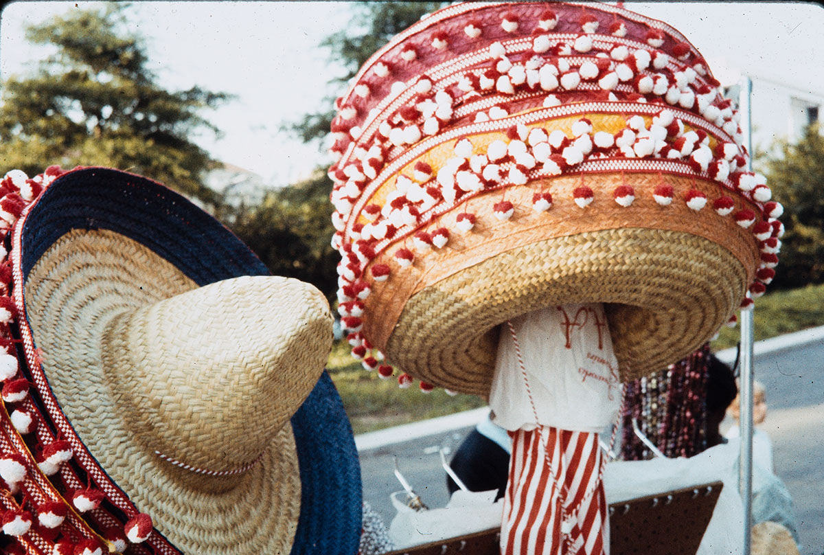 Photo from the 1968 Festival of American Folklife
