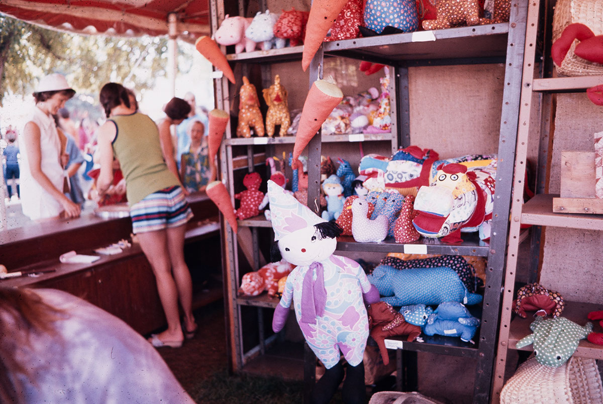 Photo from the 1972 Festival of American Folklife