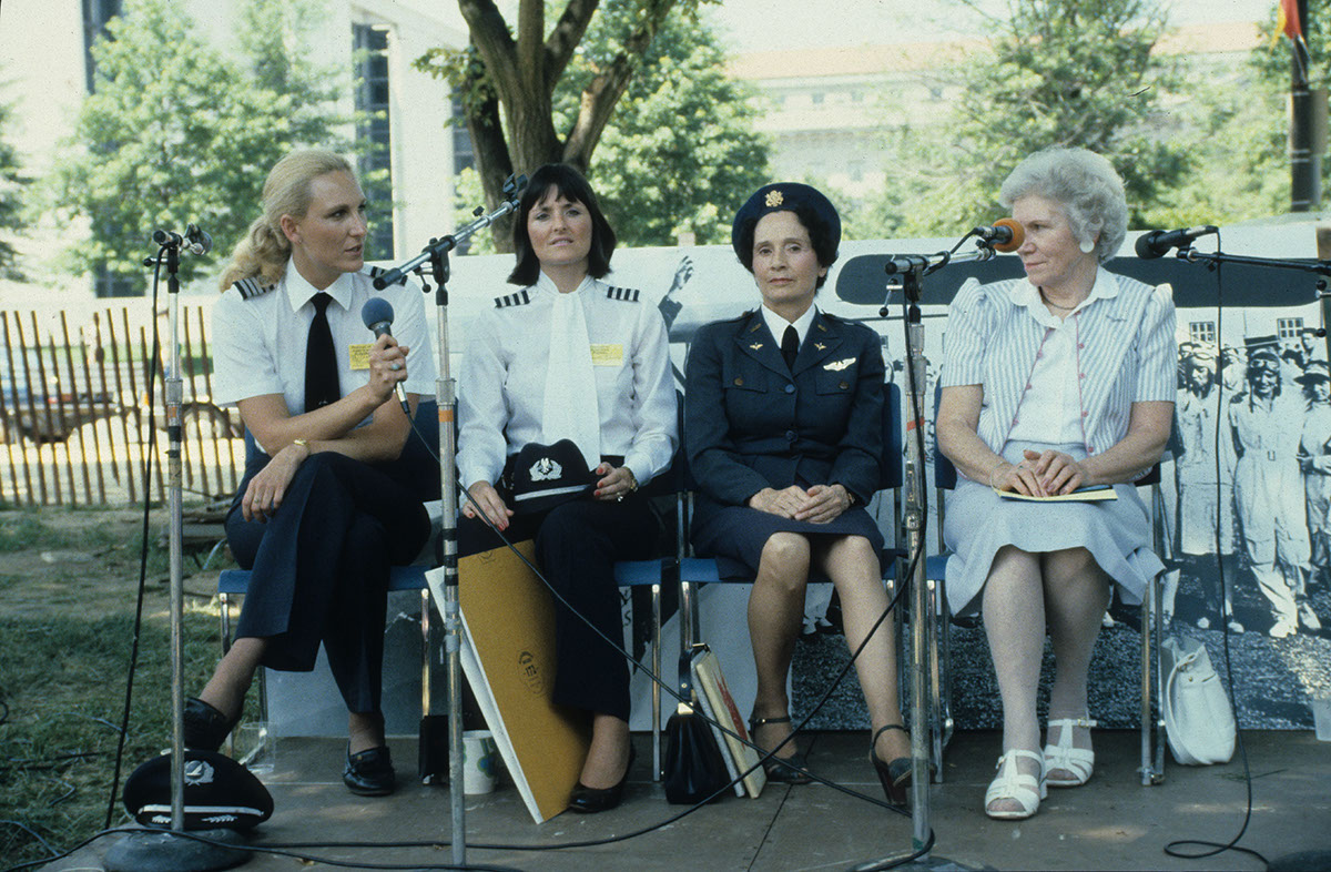 Photo from the 1983 Festival of American Folklife
