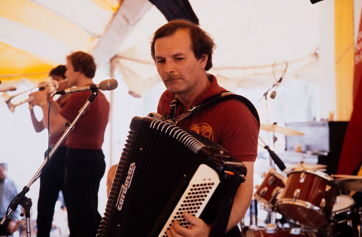 Photo from the 1988 Festival of American Folklife