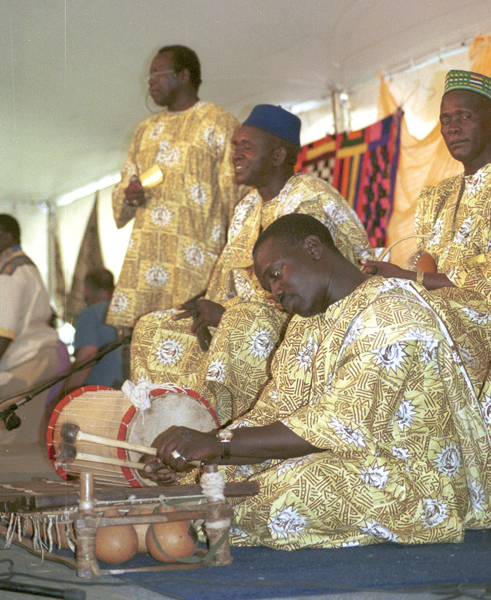 Photo from the 2003 Smithsonian Folklife Festival