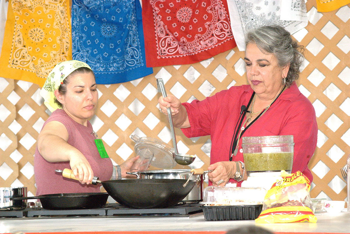 Photo from the 2008 Smithsonian Folklife Festival