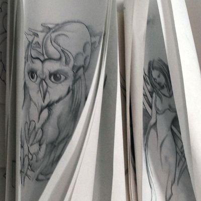 Tattooing as Fine Art