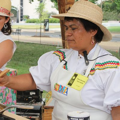 Foodways Demonstrations