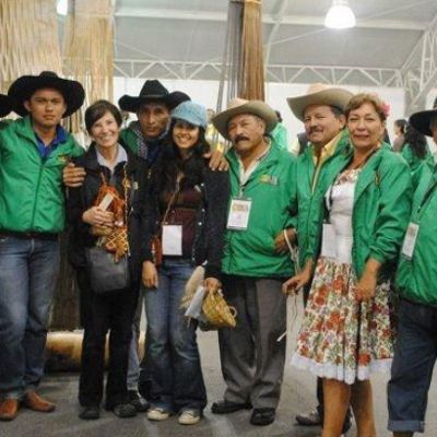 Colombia Folklife Festival Program Travels Home