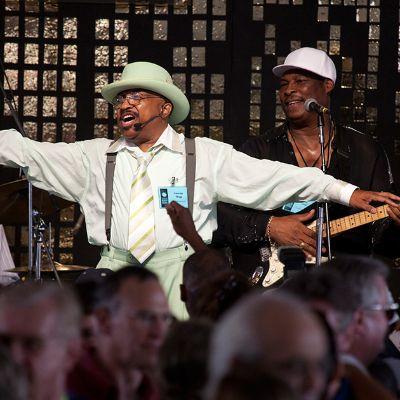 Rhythm & blues - Participants