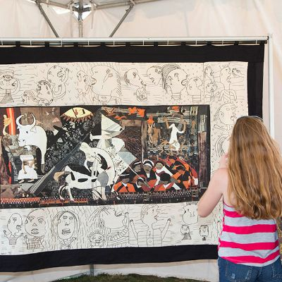 Reflections from the Festival: Depicting Devastation