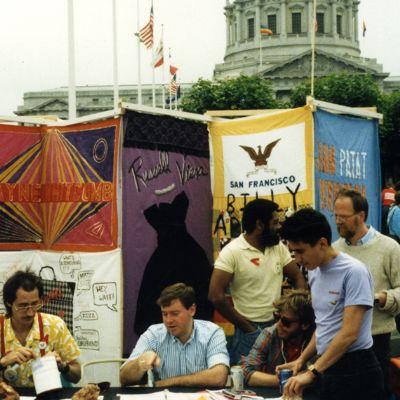 Quilt History - 2362 Market Street