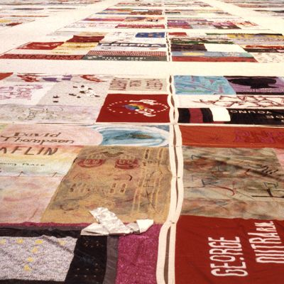 Reflections from the Festival- The Quilt at 25