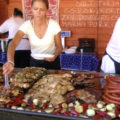 Hungarian Heritage - Foodways