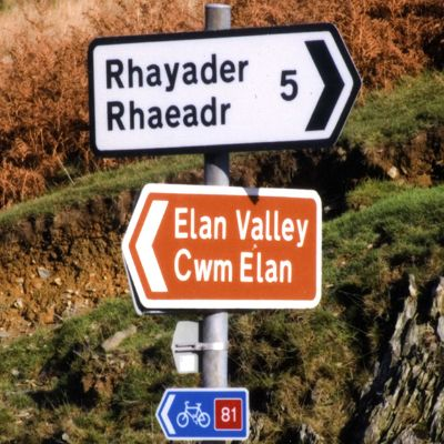 Language Communities - Welsh
