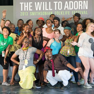 The Will to Adorn - Participants