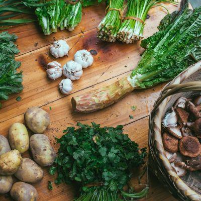 Foodways—Five Spice Kitchen