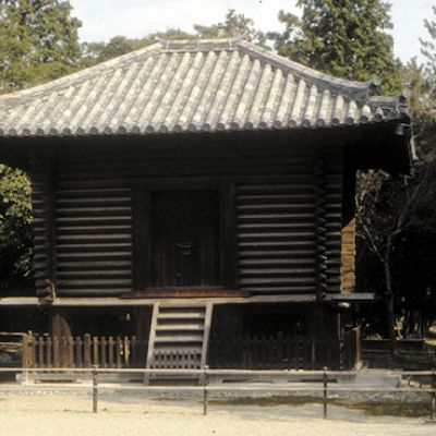 Nara Gate - Treasure House