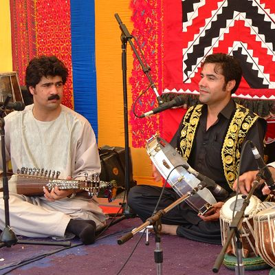 Music and Musicians Along the Silk Road