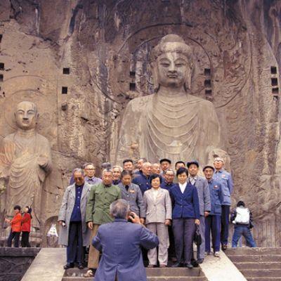 Xi'an Tower - Travelers