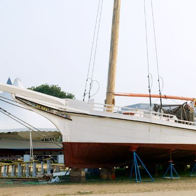 Building and Restoring Tall Ships