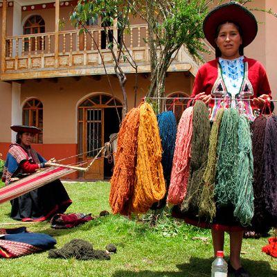 Cusco Textiles