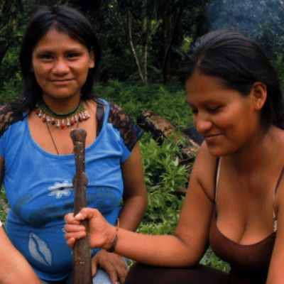 Amazon Wachiperi Communities