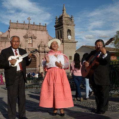 Huayno Music