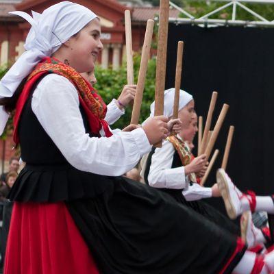 Basque Program Credits
