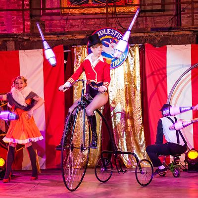 Circus Arts - Bindlestiff Family Cirkus