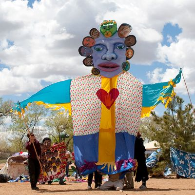 Circus Arts - Wise Fool New Mexico