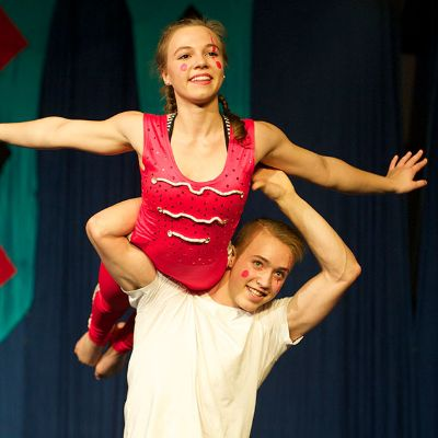 Circus Arts - New England Center for Circus Arts