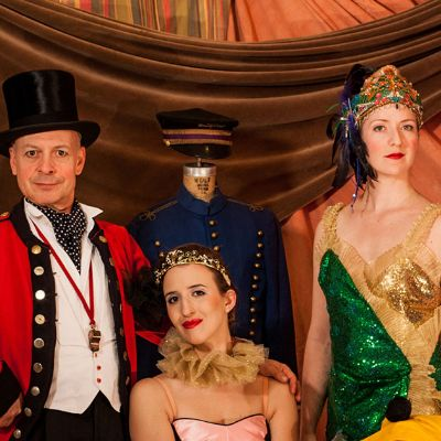 Circus Arts - Happenstance Theater