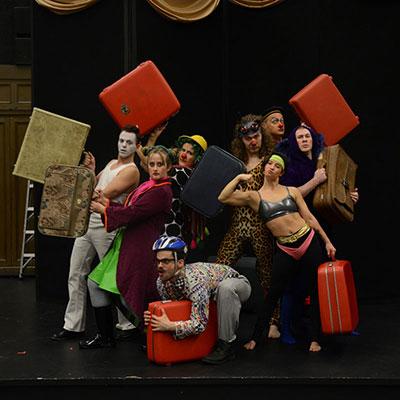 Circus Arts - Circus Center
