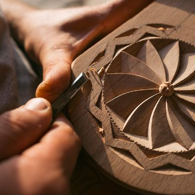 Armenia - Woodcarving