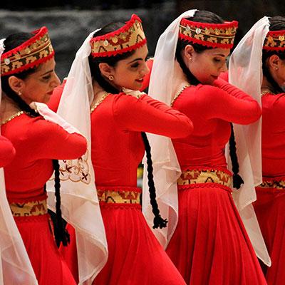 Armenia - Music and Dance