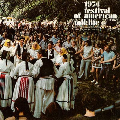 1974 Festival of American Folklife
