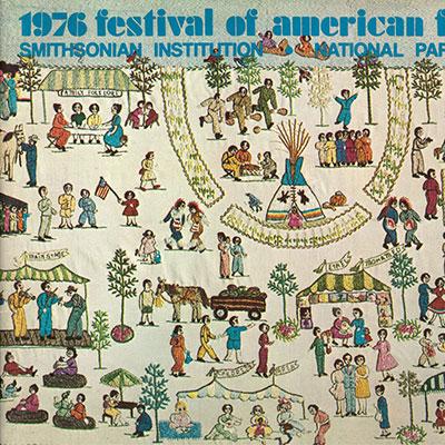 1976 Festival of American Folklife