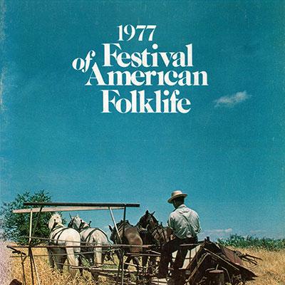 1977 Festival of American Folklife