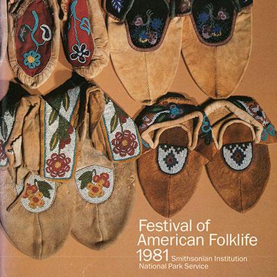 1981 Festival of American Folklife