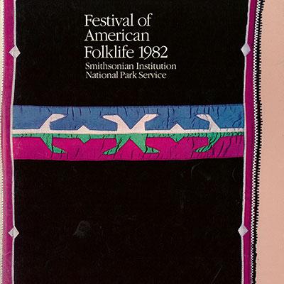 1982 Festival of American Folklife