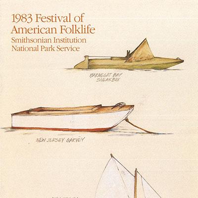 1983 Festival of American Folklife