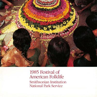 1985 Festival of American Folklife