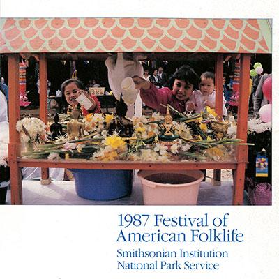 1987 Festival of American Folklife