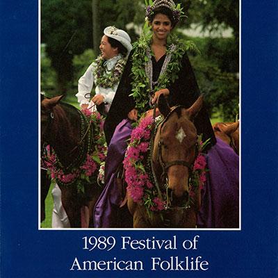 1989 Festival of American Folklife