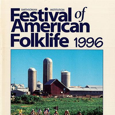 1996 Festival of American Folklife