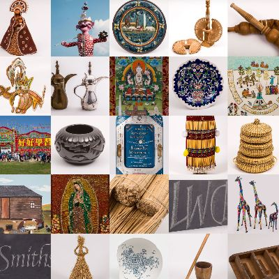 50 Years, 50 Objects - Storied Objects from the Smithsonian Folklife Festival 1967-2017