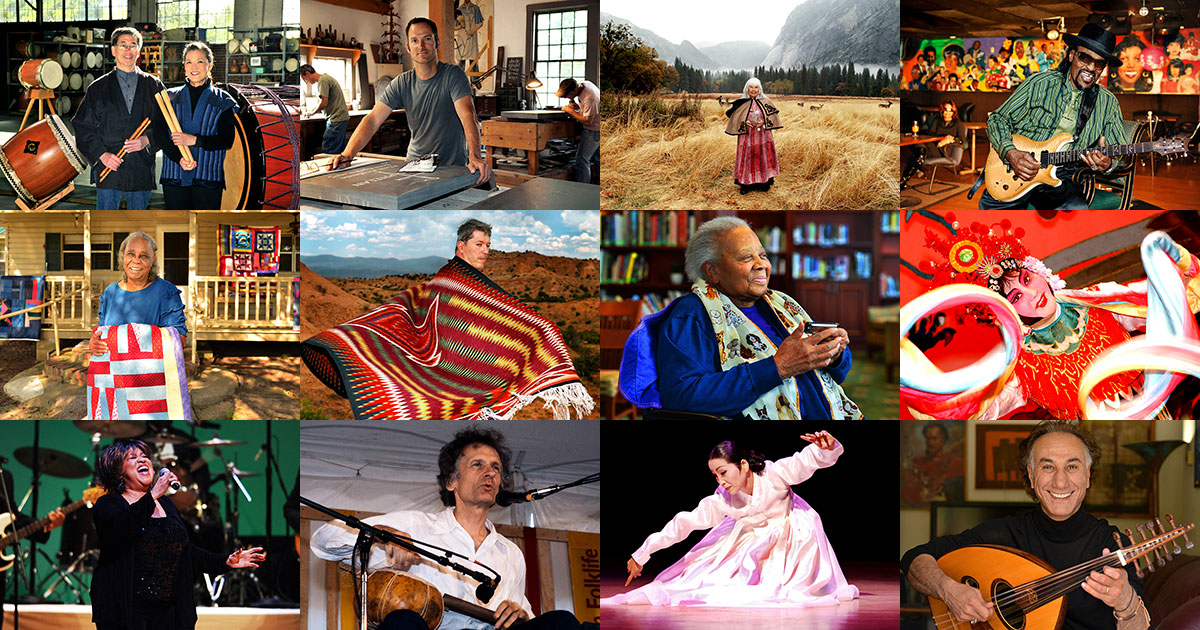 Masters of Tradition: A Cultural Journey Across America