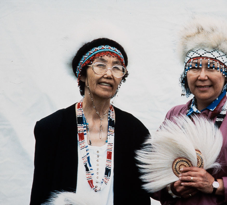 Heartbeat: The Voices of First Nations Women